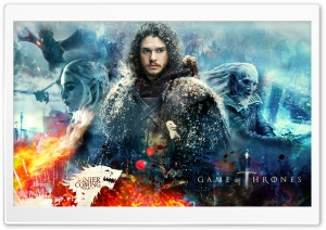 Game Of Thrones HD Wide Wallpaper for 4K UHD Widescreen desktop & smartphone