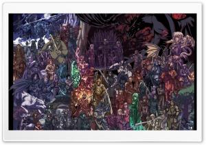 Game of Thrones Cast Ultra HD Wallpaper for 4K UHD Widescreen desktop, tablet & smartphone