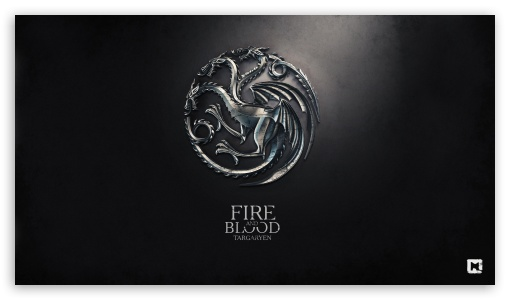 Game of Thrones Fire and Blood Targaryen HD wallpaper for HD 16:9 High Definition WQHD QWXGA 1080p 900p 720p QHD nHD ; Mobile 16:9 - WQHD QWXGA 1080p 900p 720p QHD nHD ;