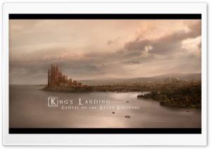 Game of Thrones Kings Landing Ultra HD Wallpaper for 4K UHD Widescreen desktop, tablet & smartphone