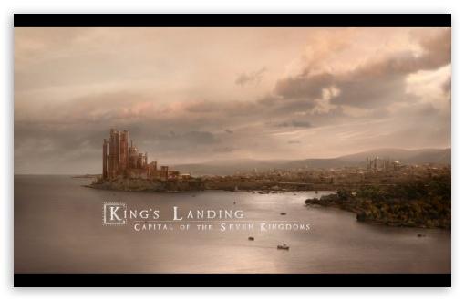 Download Game Of Thrones Kings Landing HD Wallpaper