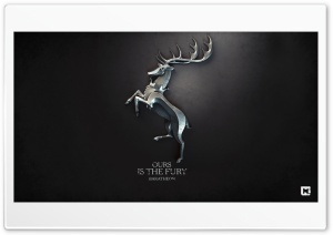 Game of Thrones Ours is the Fury Baratheon HD Wide Wallpaper for Widescreen