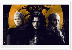Game Of Thrones Poster HD Wide Wallpaper for 4K UHD Widescreen desktop & smartphone