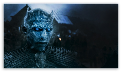 Game Of Thrones White Walkers Wallpaper: Game Of Thrones White Walker King Ultra HD Desktop