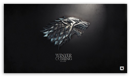 Game Of Thrones Winter Is Coming Stark HD wallpaper for HD 16:9 High Definition WQHD QWXGA 1080p 900p 720p QHD nHD ; Mobile 16:9 - WQHD QWXGA 1080p 900p 720p QHD nHD ;