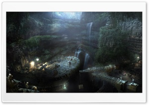 Game Scenes 13 HD Wide Wallpaper for Widescreen