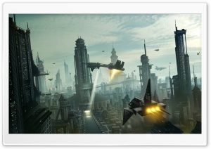Game Scenes 25 HD Wide Wallpaper for Widescreen