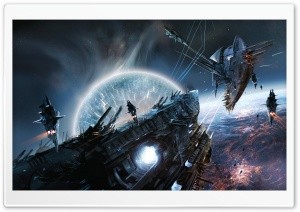 Game Scenes 41 HD Wide Wallpaper for Widescreen