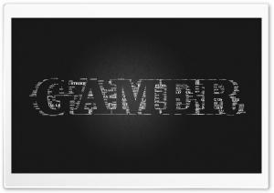 Gamer Black HD Ultra HD Wallpaper for 4K UHD Widescreen desktop, tablet & smartphone