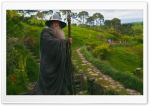 Gandalf The Hobbit An Unexpected Journey HD Wide Wallpaper for Widescreen