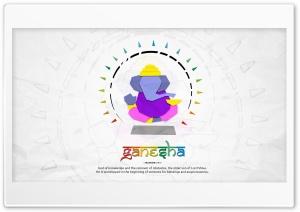 Ganesha Ultra HD Wallpaper for 4K UHD Widescreen desktop, tablet & smartphone