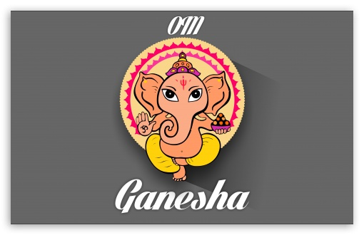 Download Ganesha HD Wallpaper