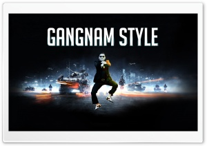 GANGNAM STYLE Ultra HD Wallpaper for 4K UHD Widescreen desktop, tablet & smartphone
