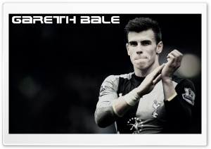 Gareth Bale HD Wide Wallpaper for Widescreen