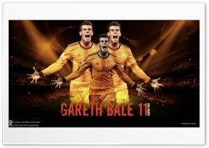 Gareth Bale Real Madrid HD Wide Wallpaper for Widescreen