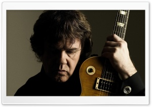 Gary Moore HD Wide Wallpaper for Widescreen