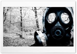 Gas Mask Ultra HD Wallpaper for 4K UHD Widescreen desktop, tablet & smartphone