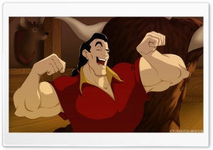 Gaston HD Wide Wallpaper for 4K UHD Widescreen desktop & smartphone