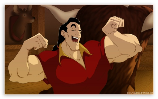 Download Gaston HD Wallpaper