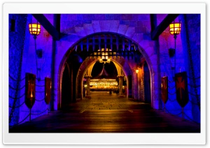 Gateway to Fantasy HD Wide Wallpaper for Widescreen
