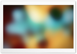 Gaussian Blur II HD Wide Wallpaper for Widescreen