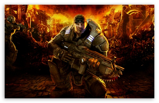 Gears of War HD wallpaper for Wide 16:10 5:3 Widescreen WHXGA WQXGA WUXGA WXGA WGA ; HD 16:9 High Definition WQHD QWXGA 1080p 900p 720p QHD nHD ; Standard 4:3 5:4 3:2 Fullscreen UXGA XGA SVGA QSXGA SXGA DVGA HVGA HQVGA devices ( Apple PowerBook G4 iPhone 4 3G 3GS iPod Touch ) ; Smartphone 5:3 WGA ; Tablet 1:1 ; iPad 1/2/Mini ; Mobile 4:3 5:3 3:2 16:9 5:4 - UXGA XGA SVGA WGA DVGA HVGA HQVGA devices ( Apple PowerBook G4 iPhone 4 3G 3GS iPod Touch ) WQHD QWXGA 1080p 900p 720p QHD nHD QSXGA SXGA ; Dual 16:10 5:3 16:9 4:3 5:4 WHXGA WQXGA WUXGA WXGA WGA WQHD QWXGA 1080p 900p 720p QHD nHD UXGA XGA SVGA QSXGA SXGA ;