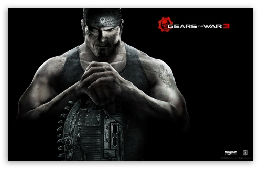Gears Of War 3 Marcus HD wallpaper for Wide 16:10 5:3 Widescreen WHXGA WQXGA WUXGA WXGA WGA ; HD 16:9 High Definition WQHD QWXGA 1080p 900p 720p QHD nHD ; Standard 5:4 3:2 Fullscreen QSXGA SXGA DVGA HVGA HQVGA devices ( Apple PowerBook G4 iPhone 4 3G 3GS iPod Touch ) ; Mobile 4:3 5:3 3:2 16:9 5:4 - UXGA XGA SVGA WGA DVGA HVGA HQVGA devices ( Apple PowerBook G4 iPhone 4 3G 3GS iPod Touch ) WQHD QWXGA 1080p 900p 720p QHD nHD QSXGA SXGA ;