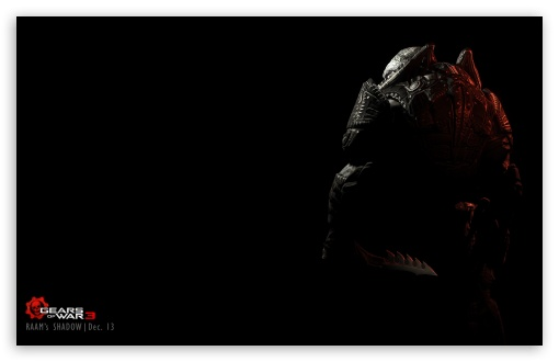 Gears Of War 3 Raams Shadow Ultra Hd Desktop Background