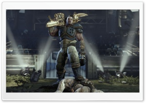 Gears Of War 3 Screenshots HD Wide Wallpaper for Widescreen