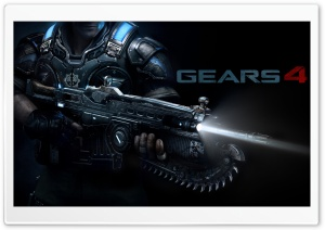 Gears Of War 4 HD Wide Wallpaper for 4K UHD Widescreen desktop & smartphone