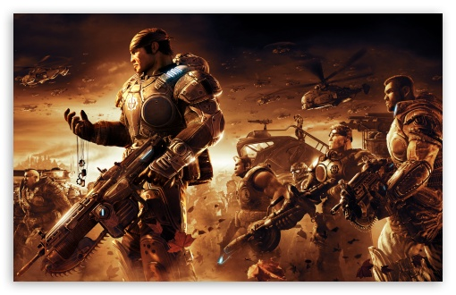 Gears Of War Game Battle HD wallpaper for Wide 16:10 5:3 Widescreen WHXGA WQXGA WUXGA WXGA WGA ; HD 16:9 High Definition WQHD QWXGA 1080p 900p 720p QHD nHD ; UHD 16:9 WQHD QWXGA 1080p 900p 720p QHD nHD ; Standard 4:3 5:4 3:2 Fullscreen UXGA XGA SVGA QSXGA SXGA DVGA HVGA HQVGA devices ( Apple PowerBook G4 iPhone 4 3G 3GS iPod Touch ) ; Smartphone 5:3 WGA ; Tablet 1:1 ; iPad 1/2/Mini ; Mobile 4:3 5:3 3:2 16:9 5:4 - UXGA XGA SVGA WGA DVGA HVGA HQVGA devices ( Apple PowerBook G4 iPhone 4 3G 3GS iPod Touch ) WQHD QWXGA 1080p 900p 720p QHD nHD QSXGA SXGA ; Dual 16:10 5:3 16:9 4:3 5:4 WHXGA WQXGA WUXGA WXGA WGA WQHD QWXGA 1080p 900p 720p QHD nHD UXGA XGA SVGA QSXGA SXGA ;