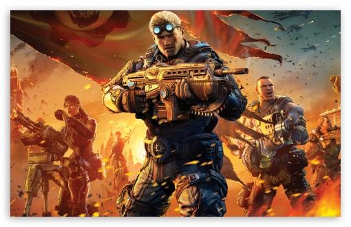 Download Gears Of War Judgment HD Wallpaper