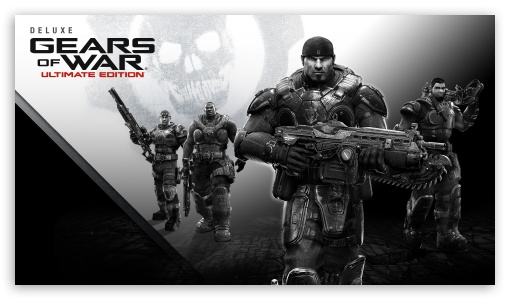 gears of war hd wallpaper download ultimate edition deluxe version iphone 5