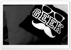 Geek Pillow HD Wide Wallpaper for 4K UHD Widescreen desktop & smartphone