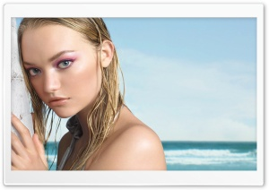 Gemma Ward Ultra HD Wallpaper for 4K UHD Widescreen desktop, tablet & smartphone