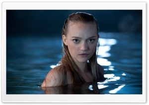 Gemma Ward As Mermaid Tamara, Pirates Of The Caribbean On Stranger Tides HD Wide Wallpaper for Widescreen