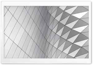 Geometric Shape Architecture Design Ultra HD Wallpaper for 4K UHD Widescreen desktop, tablet & smartphone