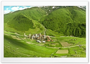 Georgia Svaneti Ultra HD Wallpaper for 4K UHD Widescreen desktop, tablet & smartphone