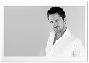 Gerard Butler HD Wide Wallpaper for Widescreen