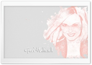 Geri Halliwell HD Wide Wallpaper for 4K UHD Widescreen desktop & smartphone