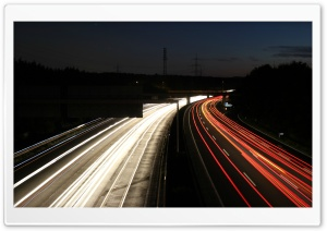 German Highway HD Wide Wallpaper for 4K UHD Widescreen desktop & smartphone