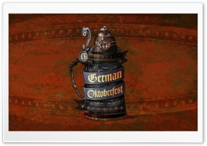 German Oktoberfest HD Wide Wallpaper for 4K UHD Widescreen desktop & smartphone
