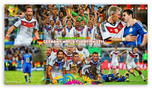 GERMANY WORLD CHAMPION 2014 ❤ 4K UHD Wallpaper for 4K UHD 16:9 Ultra High Definition 2160p 1440p 1080p 900p 720p ; Mobile 16:9 - 2160p 1440p 1080p 900p 720p ;