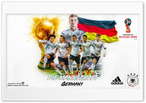 GERMANY WORLD CUP 2018 HD Wide Wallpaper for 4K UHD Widescreen desktop & smartphone