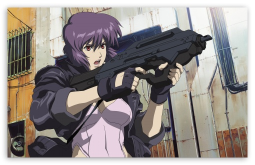 Ghost In The Shell Motoko Kusanagi ❤ 4K UHD Wallpaper for Wide 16:10 5:3 Widescreen WHXGA WQXGA WUXGA WXGA WGA ; Standard 4:3 3:2 Fullscreen UXGA XGA SVGA DVGA HVGA HQVGA ( Apple PowerBook G4 iPhone 4 3G 3GS iPod Touch ) ; iPad 1/2/Mini ; Mobile 4:3 5:3 3:2 - UXGA XGA SVGA WGA DVGA HVGA HQVGA ( Apple PowerBook G4 iPhone 4 3G 3GS iPod Touch ) ;