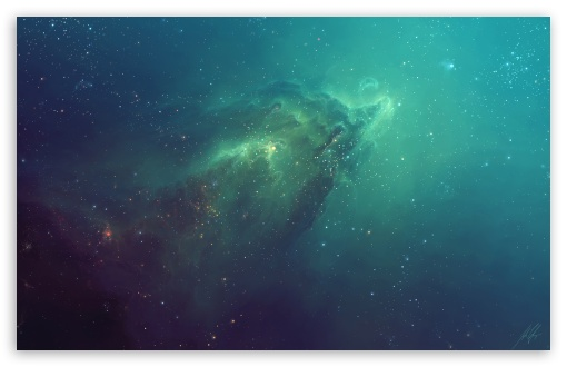Download Ghost Nebula HD Wallpaper