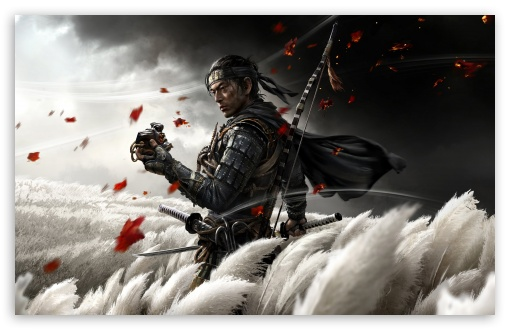 Download Ghost of Tsushima UltraHD Wallpaper