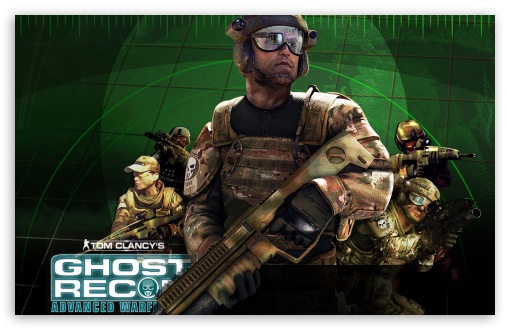 Ghost Recon 3 Advanced Warfighter 1 HD wallpaper for Wide 16:10 5:3 Widescreen WHXGA WQXGA WUXGA WXGA WGA ; Standard 3:2 Fullscreen DVGA HVGA HQVGA devices ( Apple PowerBook G4 iPhone 4 3G 3GS iPod Touch ) ; Mobile 5:3 3:2 - WGA DVGA HVGA HQVGA devices ( Apple PowerBook G4 iPhone 4 3G 3GS iPod Touch ) ;