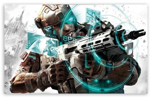 Ghost Recon - Future Soldier HD wallpaper for Wide 16:10 Widescreen WHXGA WQXGA WUXGA WXGA ; HD 16:9 High Definition WQHD QWXGA 1080p 900p 720p QHD nHD ;
