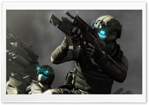 Ghost Recon Future Soldier HD Wide Wallpaper for Widescreen